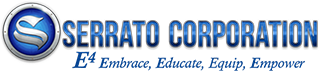 Serrato Corporation Logo - Link to website